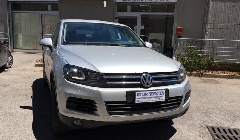 Usato Volkswagen Touareg 2010 pieno