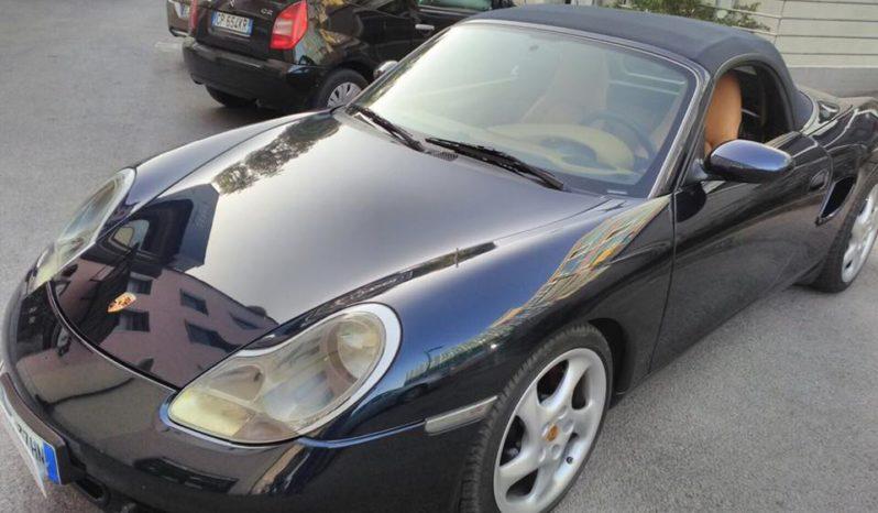 Usato Porsche Boxster 2000 pieno