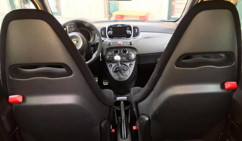 Usato Fiat 500 Abarth 2017 pieno