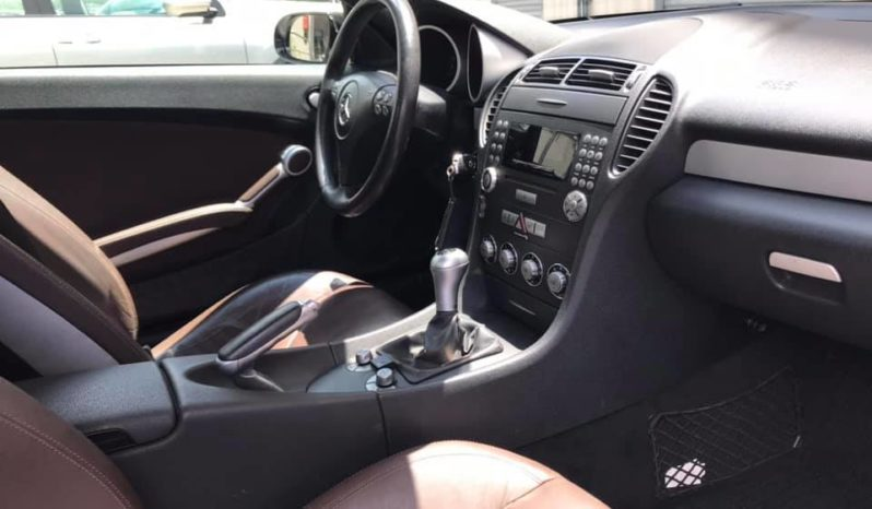 Usato Mercedes-Benz SLK 200 2009 pieno